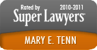 Super Lawyers - Mary Elizabeth Tenn